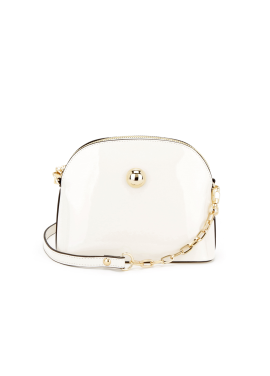 [10%할인/OFF THE RECORD]Moon Light mini Handbag_M Ivory