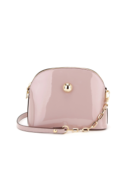 [10%할인/OFF THE RECORD]Moon Light mini Handbag_M Pink