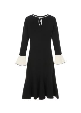 Sleeve Point Dress