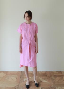 [40%할인/FOCEPS] Wide placket dress