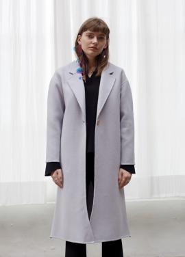[역시즌 30%할인/jchung] Fog Handmade Coat