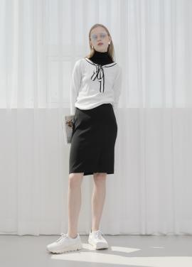 ◆ Tie Ribbon Pullover