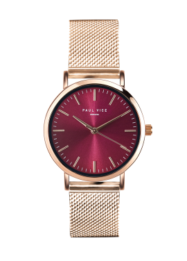 [Paul Vice] Emma Collection Ruby - Rosegold