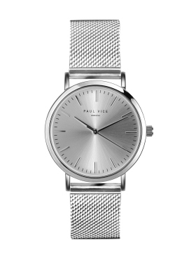 [Paul Vice] Emma Collection Pearl - Silver