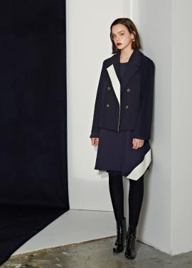 [5%할인/Le yiel] Color Combination Jacket