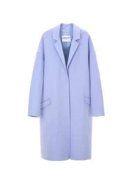 [기획특가] Hidden Button Classic Collar Coat