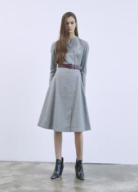 Flare Feminine Dress