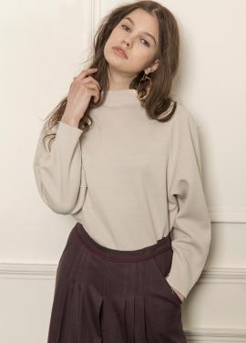 [5%할인/CAHIERS] Dolman sleeve sweater