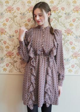 Sienna Brown Dress