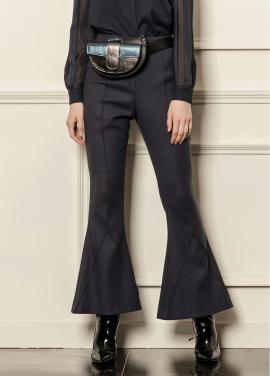 [5%할인/CAHIERS] Nyree cropped flared pants