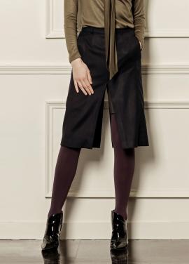 [5%할인/CAHIERS] Mid cut skirt-pants