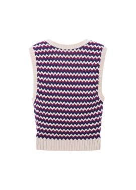 ◈ V-neck Wool blended Vest [신혜선착용][10%]