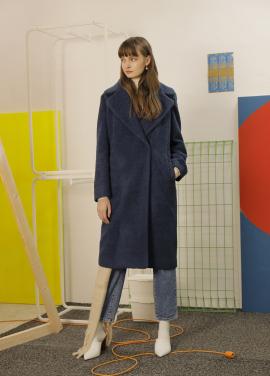 ◆ Teddy Bear Boucle Coat[주문폭주][40%]