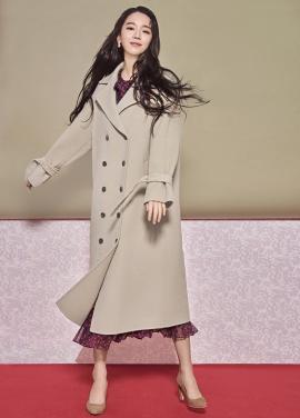 ◈Oversized Wool coat [신혜선착용]
