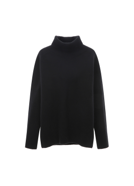 Basic Turtle Neck Pullover