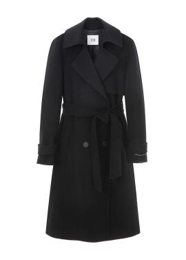 ◆Wool Blended Robe Hand Made Coat[주문폭주]
