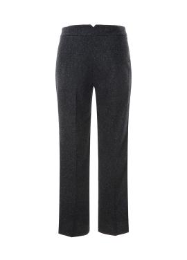 ◈Unbalance Wool Blended Pants