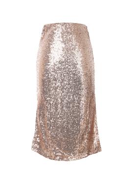 Metal Spangle Skirt