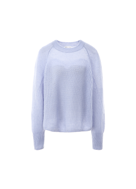 ◈Mohair Wool Blended Sweater