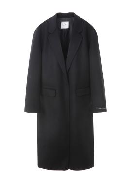◆ Cashmere Blended Hand Made Coat