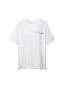 마라케시 그래픽 포인트 티셔츠[10%]