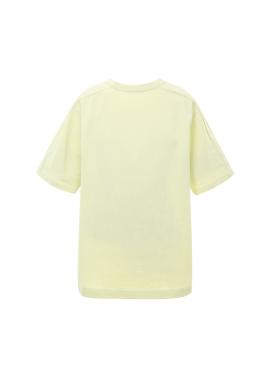 마라케시 레터링 트임 티셔츠[10%]