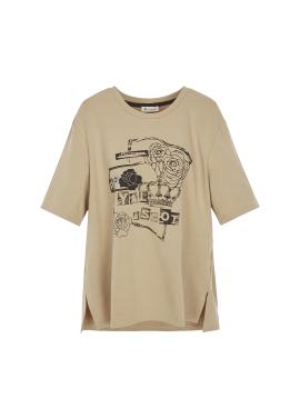 그래픽 티셔츠