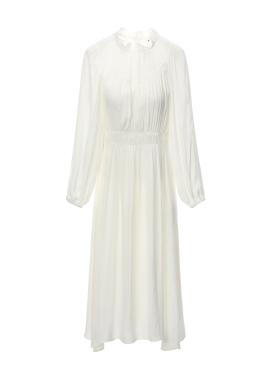 플루이드 셔링 드레스