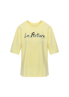 레터링 비즈 티셔츠