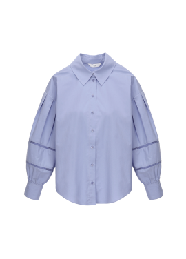 [Exclusive] 드롭숄더 오버핏 볼륨 셔츠