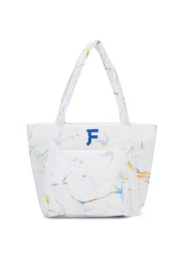[FAD]Marble printing bucket bag