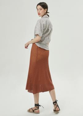 [주말특가쿠폰][RUE] 패턴 카라 셔츠
