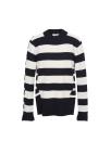 [예약판매] ◆ Golgi Stripe Pullover