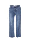 ◆ Denim Basic Pants