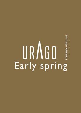 URAGO PRE SPRING  LOOKBOOK