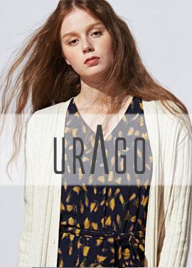 URAGO 17 SPRING 3th LOOKBOOK