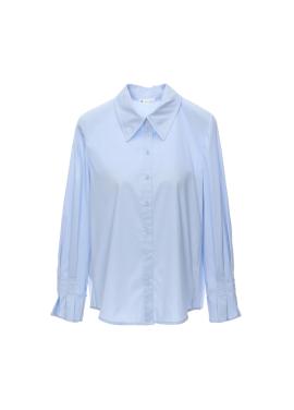 [잇미샤몰단독][10%쿠폰]코튼 볼륨 셔츠